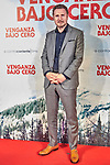 "Liam Neeson during Premiere Cold Pursuit ""Venganza Bajo Cero"" at Capitol Cinema on July 15, 2019 in Madrid, Spain.<br />  (ALTERPHOTOS/Yurena Paniagua)"