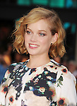HOLLYWOOD, CA- SEPTEMBER 15: Actress Jane Levy arrives at the 'This Is Where I Leave You' - Los Angeles Premiere at TCL Chinese Theatre on September 15, 2014 in Hollywood, California.