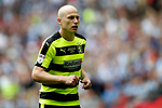 Aaron Mooy of Huddersfield Town during the SkyBet Championship Play Off Final match at the Wembley Stadium, England. Picture date: May 29th, 2017.Picture credit should read: Matt McNulty/Sportimage