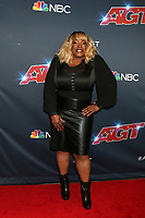 """LOS ANGELES - AUG 13:  Carmen Carter at the """"America's Got Talent"""" Season 14 Live Show Red Carpet at the Dolby Theater on August 13, 2019 in Los Angeles, CA"""