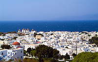 Island of Mykonos, Greece.
