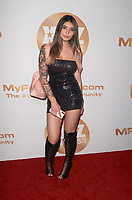 LOS ANGELES - JAN 17:  Breanna Sparks at the 2019 XBIZ Awards at the Westin Bonaventure Hotel on January 17, 2019 in Los Angeles, CA
