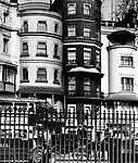 Regency Houses, Park Lane, Mayfair 1930s