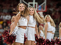 NWA Democrat-Gazette/ANTHONY REYES @NWATONYR<br /> Arkansas against Houston Tuesday, Dec. 6, 2016 at Bud Walton Arena in Fayetteville. The Razorbacks won 84-72.