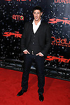 "HOLLYWOOD, CA. - December 17: Actor Eric Balfour arrives at the Los Angeles premiere of ""The Spirit"" at the Grauman's Chinese Theater on December 17, 2008 in Hollywood, California."