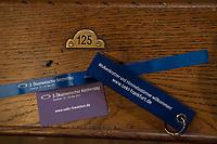 Oekumenischer Gottesdienst zum KirchentagsSonntag am Sonntag den 9. Februar 2020 (Sonntag Septuagesimae) in der katholischen Herz Jesu-Kirche in Berlin-Prenzlauerberg.<br /> 9.2.2020, Berlin<br /> Copyright: Christian-Ditsch.de<br /> [NUR FUER REDAKTIONELLE ZWECKE! Werbung nur auf Anfrage beim Fotografen. Inhaltsveraendernde Manipulation des Fotos nur nach ausdruecklicher Genehmigung des Fotografen. Vereinbarungen ueber Abtretung von Persoenlichkeitsrechten/Model Release der abgebildeten Person/Personen liegen nicht vor. NO MODEL RELEASE! Don't publish without copyright Christian-Ditsch.de, Veroeffentlichung nur mit Fotografennennung, sowie gegen Honorar, MwSt. und Beleg. Konto: I N G - D i B a, IBAN DE58500105175400192269, BIC INGDDEFFXXX, Kontakt: post@christian-ditsch.de<br /> Bei der Bearbeitung der Dateiinformationen darf die Urheberkennzeichnung in den EXIF- und  IPTC-Daten nicht entfernt werden, diese sind in digitalen Medien nach §95c UrhG rechtlich geschuetzt. Der Urhebervermerk wird gemaess §13 UrhG verlangt.]