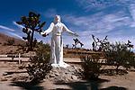 High Desert Christ Monument, Yucca Valley, 1983