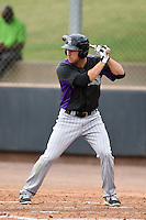Colorado Rockies outfielder Mike Tauchman (14) during an Instructional League game against the Arizona Diamondbacks on October 8, 2014 at Salt River Fields at Talking Stick in Scottsdale, Arizona.  (Mike Janes/Four Seam Images)