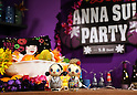 "May 4, 2016, Tokyo, Japan - American fashion designer Anna Sui's special event ""Anna Sui Party"" started at the Isetan department store in Tokyo on Wednesday, May 4, 2016. Isetan celebrated the 20th anniversary of Anna Sui brand's launching in Japan.  (Photo by Yoshio Tsunoda/AFLO) LWX -ytd-"