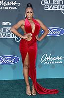 17 November 2019 - Las Vegas, NV - Dianna Williams. 2019 Soul Train Awards Red Carpet Arrivals at Orleans Arena. Photo Credit: MJT/AdMedia
