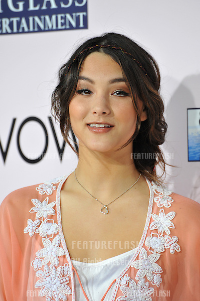 "Fivel Stewart at the world premiere of ""The Vow"" at Grauman's Chinese Theatre, Hollywood..February 6, 2012  Los Angeles, CA.Picture: Paul Smith / Featureflash"