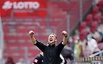 Schlussjubel, Trainer Achim Beierlorzer (Mainz)<br /><br />Sport: Fussball: 1. Bundesliga:: nphgm001:  Saison 19/20: 33. Spieltag: 1. FSV Mainz 05 vs SV Werder Bremen 20.06.2020 3:1<br />Foto: Wagner/Witters/Pool//via gumzmedia/nordphoto<br /><br /><br /> DFL REGULATIONS PROHIBIT ANY USE OF PHOTOGRAPHS AS IMAGE SEQUENCES AND OR QUASI VIDEO<br />EDITORIAL USE ONLY<br />NATIONAL AND INTERNATIONAL NEWS AGENCIES OUT