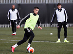 Muhamed Besic of Sheffield Utd during a training session at the Steelphalt Academy, Sheffield. Picture date: 5th March 2020. Picture credit should read: Simon Bellis/Sportimage