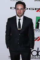 BEVERLY HILLS, CA - OCTOBER 21: Danny Strong at 17th Annual Hollywood Film Awards held at The Beverly Hilton Hotel on October 21, 2013 in Beverly Hills, California. (Photo by Xavier Collin/Celebrity Monitor)