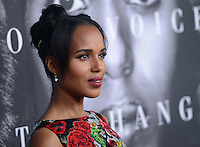 Kerry Washington @ the HBO premiere of 'Confirmation' held @ the Paramount Studios theatre.<br /> March 31, 2016