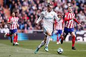 2018 La Liga Football Real Madrid v Atletico Madrid Apr 8th