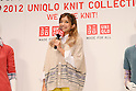 Rola: September 25, 2012, Tokyo, Japan:  Japanese fashion model Rola attends a press conference for a Uniqlo PR event in Ginza, Tokyo. (Photo by YUTAKA/AFLO)