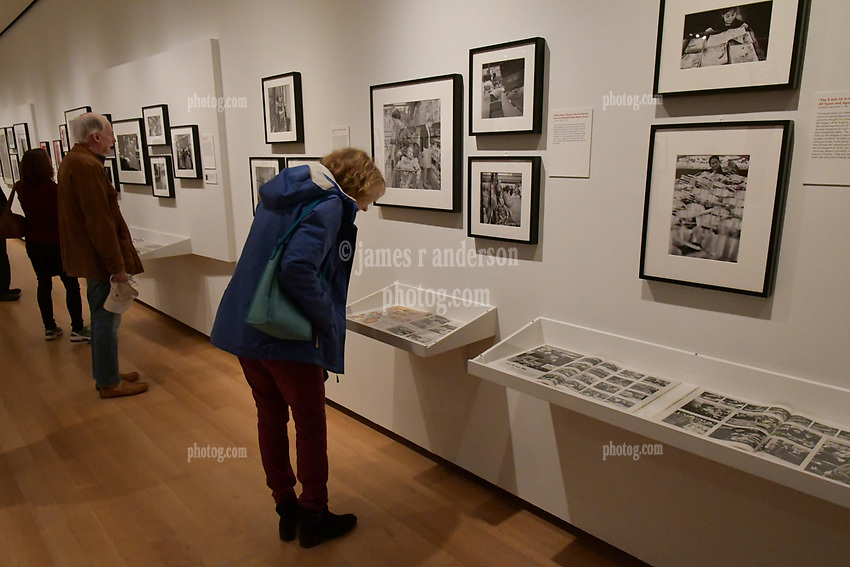 Through a Different Lens: Stanley Kubrick Photographs at the Museum of the City of New York 20 October 2018