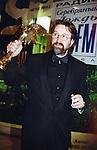 Leonid Yarmolnik - soviet and russian film and theater actor. | Леонид Исаакович Ярмольник - cоветский и российский актёр театра и кино на вручении премии Ника.