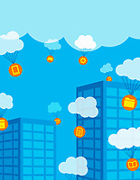 Mobile apps and cloud computing
