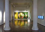 WHORLED EXPLORATIONS - Kochi Muziris Biennale 2014