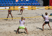 Moscow, Russia, 16 th July, 2016, Tennis, World Team Cup Beachtennis<br /> Photo: Henk Koster/tennisimages.com