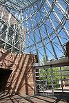Boulder Public Library, main branch, Boulder, Colorado, John offers private photo tours of Boulder, Denver and Rocky Mountain National Park.