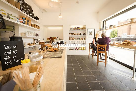 Artisan baker, Harrow, north west London UK