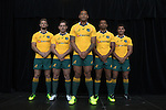 ASICS Wallabies Jersey launch at Alexandrea on Wednesday, 3rd of May 2015, Sydney, Australia (Photo: Steve Christo)