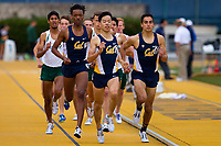 Cal Track & Field California Outdoor Opener, March 4, 2017
