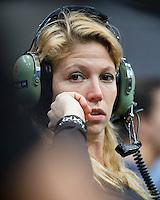 13-02-13, Tennis, Rotterdam, ABNAMROWTT, TV cameravrouw Stephanie Schipper