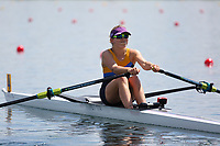 Race: 48  Event: Women's Lightweight Single Sculls - Heat 2<br /> <br /> National Schools Regatta 2018<br /> Sunday<br /> <br /> To purchase this photo, or to see pricing information for Prints and Downloads, click the blue 'Add to Cart' button at the top-right of the page.