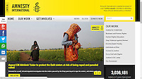 Amnesty International, August 2015