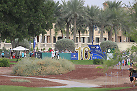 Andrea Pavan (ITA) on the 10th tee during the 3rd round of the DP World Tour Championship, Jumeirah Golf Estates, Dubai, United Arab Emirates. 17/11/2018<br /> Picture: Golffile | Fran Caffrey<br /> <br /> <br /> All photo usage must carry mandatory copyright credit (&copy; Golffile | Fran Caffrey)