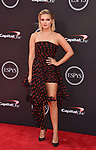 LOS ANGELES, CA - JULY 18: Olivia Holt attends the 2018 ESPYS at Microsoft Theater at L.A. Live on July 18, 2018 in Los Angeles, California.