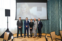 DECORTÉ Makeup Collection Launch Luncheon at the Waldorf Astoria in Beverly Hills on Feb. 27, 2018 (Photo by Inae Bloom / Guest of a Guest)
