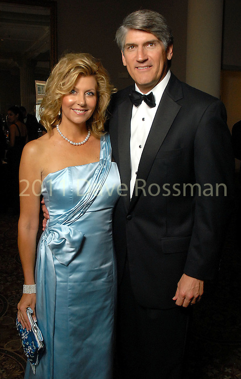 Susan and Michael Plank at the Big Brothers Big Sisters Gala at The Corinthian Friday April 17,2009.(Dave Rossman/For the Chronicle)