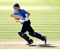 Alice Davidson-Richards bats for Kent during the Women's Royal London County Championship game between Kent ladies and Lancashire ladies at the County Ground, Beckenham, on May 7, 2018