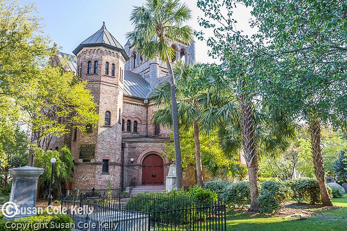 Circular Congregational Church, Charleston, SC, USA