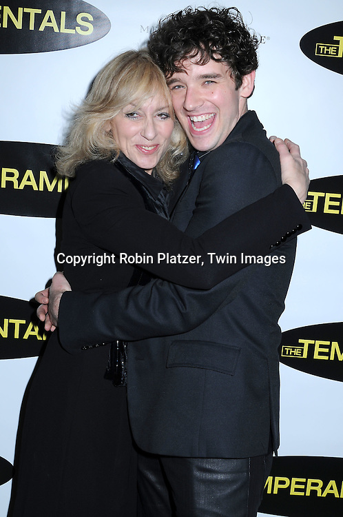 "actress Judith Light and Michael Urie, co-stars on ""Ugly Betty"""