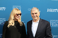 LOS ANGELES - NOV 11:  Denise Grayson, Robert Forster at the 10 Actors to Watch & Newport Beach Film Festival Fall Honors at the Resort at Pelican Hill on November 11, 2018 in Newport Coast, CA