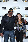 Master P and daughter Cymphonique attend WE TV's Growing Up Hip Hop Premiere Party Held at Haus