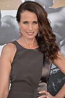 Andie MacDowell at the world premiere of her movie &quot;Magic Mike XXL&quot; at the TCL Chinese Theatre, Hollywood.<br /> June 25, 2015  Los Angeles, CA<br /> Picture: Paul Smith / Featureflash