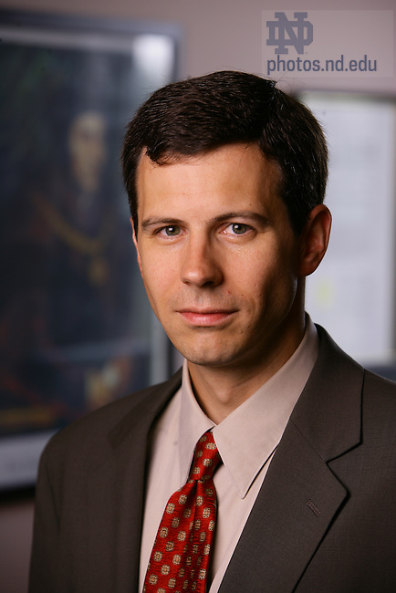 "Law School Professor Anthony ""A.J."" Bellia"