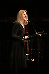 Lisa Lambert on stage at the  2017 Dramatists Guild Foundation Gala presentation at Gotham Hall on November 6, 2017 in New York City.