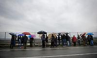 fans, rain, umbrellas<br /> <br /> 106th Milano - San Remo 2015