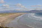 Inch Strand, County kerry where Ryan's Daughter was filmed..Picture by Don MacMonagle