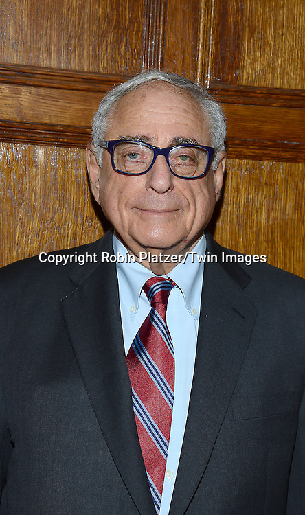 honoree Fred Silverman attends the Library of American Broadcasting Annual Giants of Broadcasting Luncheon on October 16, 2014 at Gotham Hall in New York City. <br /> <br /> photo by Robin Platzer/Twin Images<br />  <br /> phone number 212-935-0770