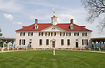 Washington DC; USA: George Washington's historic estate at Mount Vernon.Photo copyright Lee Foster Photo # 35-washdc80314