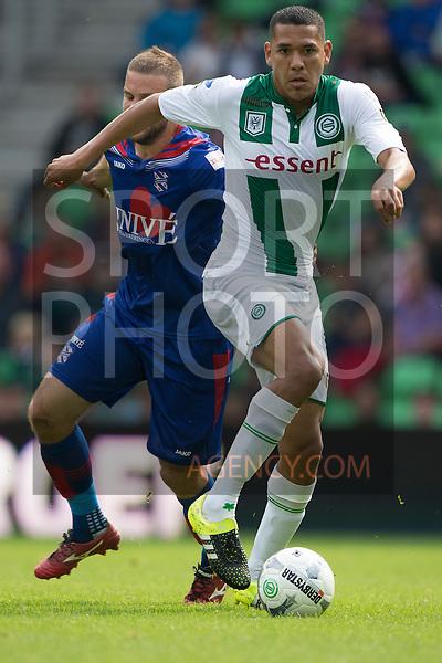13-09-2015, Heerenveen, Hedwiges Maduro FC Groningen,